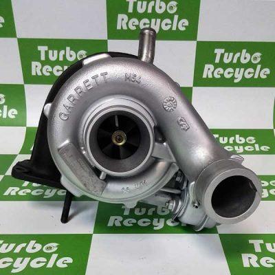 710812 turbo reconstruido intercambio