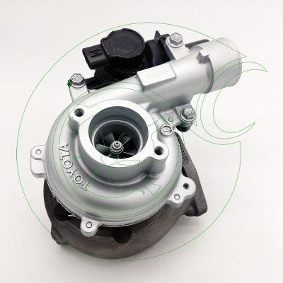 turbo 17201-30160 1