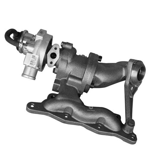 54319880002 turbo - Smart fortwo 0.8L D 61HP, TURBO KP31  -  REF. 54319880002