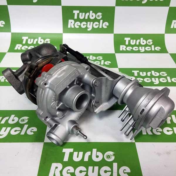 727211 turbo - Smart Roadster 0.7L P 61HP, TURBO GT12  -  REF. 727211-5001S