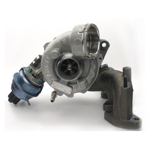 768652 turbo - Jeep Compass CRD 2.0L D 138HP, TURBO GT16 VNT  -  REF. 768652-5003S