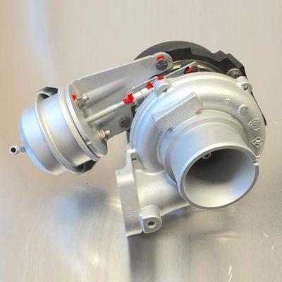 VIFC turbo 400x400 - Opel Corsa CDTi 125 1.7L D 123HP, TURBO RHV4  -  REF. VIFC