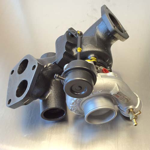 452055 turbo - Land Rover Discovery TDI 2.5L D 111HP, TURBO T25  -  REF. 452055-5004S